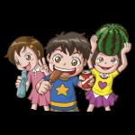 夏の子供達